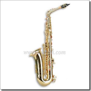 Wholesale Golden Lacquer Alto Saxophone (SP1011G-Y) pictures & photos