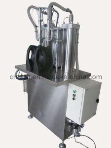 Double-Head Filling Machine for Liquid FM-Sdv