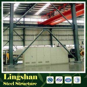 Cheap Prefabricated Steel Frame Warehouse for Sale pictures & photos