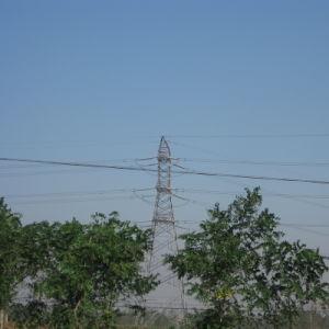 Electric Transmission Angular Steel Tower (220kv)