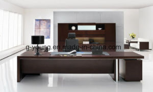 High End Elegant Manager Table Wooden Desk Office Furniture pictures & photos