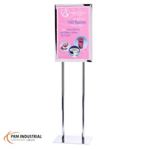 "Poster Stands - 14""/355mm X 22""/560mm Single Frame Sign Stand pictures & photos"