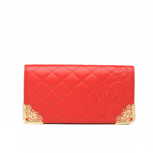 Fashion Women Red Bag Purse Wallet (MBNO037155) pictures & photos