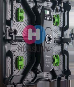 Rental Moving LED Screen with Lighting for Creative Stage Effect pictures & photos