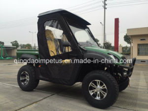 China High Quality EEC Approved 2-Seat Electric UTV pictures & photos