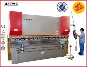 Wc67y-100t/2500 E21 Torsion Bar Synchro Bending Machine pictures & photos