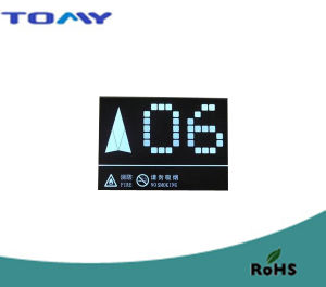 Screen LCD Elevator Display pictures & photos