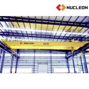 Steel Pipe Workshop Double Girder Overhead Crane (EOT) 20ton pictures & photos