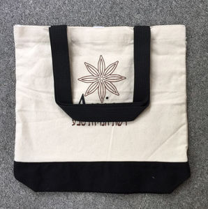 Promotional Customized Canvas Cotton Bag