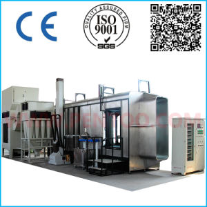 Cyclone Recovery System in Powder Coating Line with ISO9001 pictures & photos