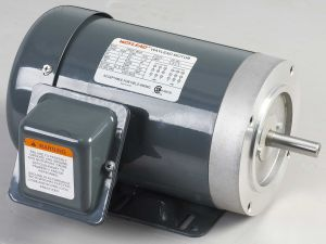 Tefc 56 Three-Phase Jet Pump Motor pictures & photos