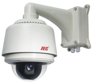 Security PTZ Metal High Speed Dome Camera (J-DP-8026) pictures & photos