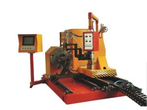 CNC Stationary Pipe Cutter; 3D Tube Profile Cutting Machine; Plasma Pipe Cutting pictures & photos