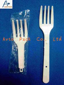 Plastic Folding Fork