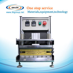 Pouch Cell Case Sealer for Aluminum Laminate Film Top and Side Sealing Gn-Df-280 pictures & photos
