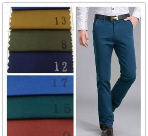 Cotton Spandex Stretch Sateen Trouser Fabric pictures & photos