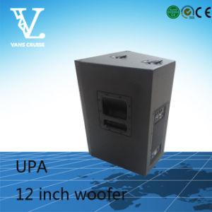 Upa-1p Hot 2-Way 12′′ Professional Full Range Speaker pictures & photos
