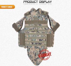 Full Protection Bulletproof Vest V-PRO051 pictures & photos