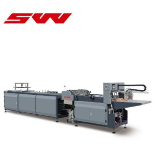 Semi Auto Case Making Machine- Automatic Gluing Machine pictures & photos