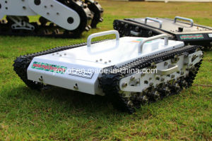 Wheel Chair Rubber Track Samll Robot (WT500R9) pictures & photos