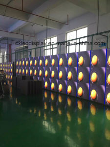 Full Color Advertising LED Panel Display P4 SMD Indoor Big LED Display pictures & photos