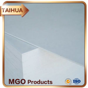 China Reliable Fireproof Magnesium Oxide Board/Fireproof MGO Wall Board Manufacturer pictures & photos