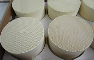 Ceramic DPF Cordierite Diesel Particulate Filter for Gas Treatment pictures & photos