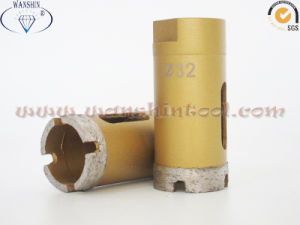 32mm Segmented Dimaond Drill Bit for Granite pictures & photos
