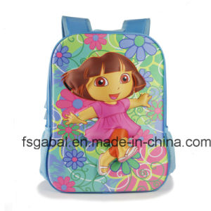 3D EVA Kids Trolley School Backpack Bag pictures & photos