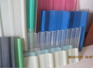 Fiberglass Corrugated Roofing Sheet, Corrugated Roof Tile, Corrugated Panel pictures & photos