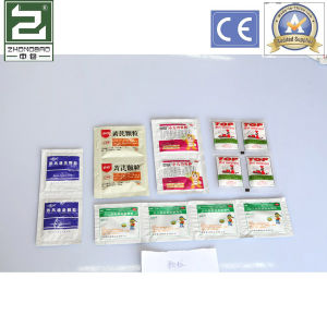 Salt Granule Four-Side Sealing and Multi-Line Packing Machine pictures & photos