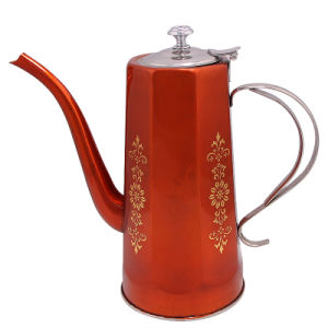 Colorful Stainless Steel Portable Hot Water Kettle pictures & photos