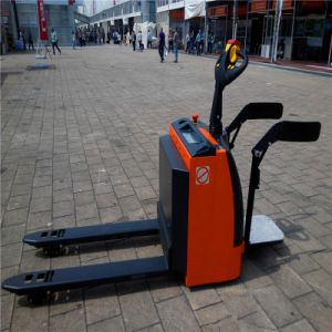 Power Battery Electric Pallet Jack pictures & photos