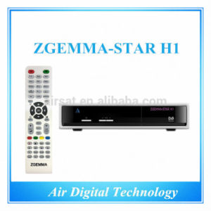 Zgemma-Star H1 Combo Dvbc Enigma2 Linux OS for Netherland pictures & photos