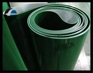 Seamless Jugged PVC Conveyor Belts, PVC Conveyor Belt Rolls pictures & photos