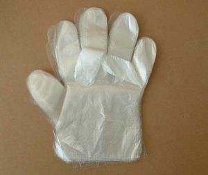 Disposable HDPE Glove with Good Quality pictures & photos