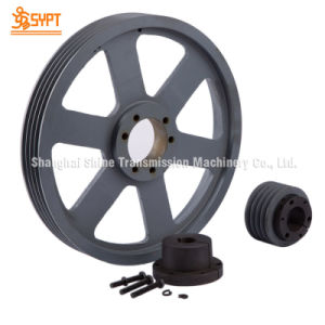 Ce ISO Approved Machining Cast Iron V Belt Pulley pictures & photos