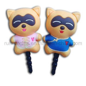 Earphone Dust Plug for Phone Decoration (MDP036) pictures & photos