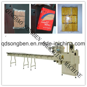 Multi Rows on Edge Packaging Machine for Food pictures & photos