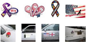 Latest High Quality Car Sign Magnet pictures & photos