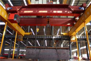 China Yuqi Brand Professional Manufacturing 5-500t Eot Overhead Crane with Hook (QD Model)