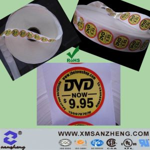 Packaging Printing Label Sticker (SZ3111) pictures & photos