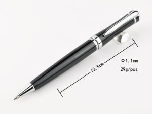 Metal Ball Pen in Good Quality with Logo Printing