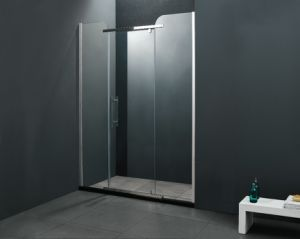 Tempered Glass Shower Screen Ba-L817 pictures & photos