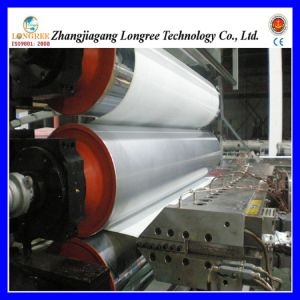 New PVC Soft Transparent Sheet Production Line PVC Board Extrusion Line pictures & photos