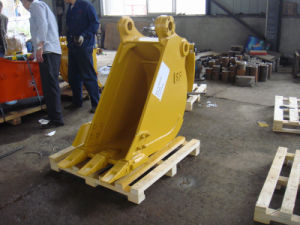Excavator Standard Bucket Width 500mm for 20t Excavator pictures & photos