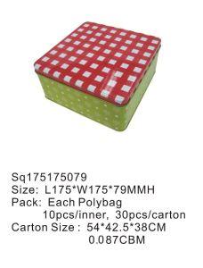 Gift Tin Box pictures & photos