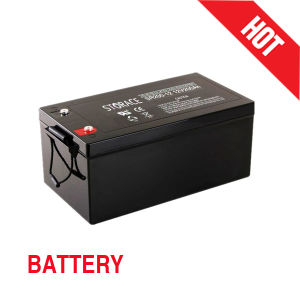 Deep Cycle Solar Battery 12V 200ah pictures & photos