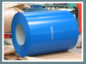 Ral Color 0.14-0.8mm Building Material Prepainted Galvanized Steel Coil pictures & photos