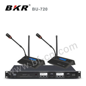 Bu-720 Infrared 2in1 Conference System